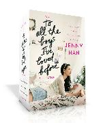 Cover-Bild zu The To All the Boys I've Loved Before Collection von Han, Jenny