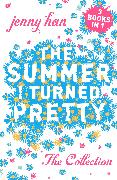Cover-Bild zu The Summer I Turned Pretty Complete Series (books 1-3) (eBook) von Han, Jenny