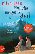 Cover-Bild zu Manche mögen's steil von Berg, Ellen