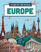 Cover-Bild zu Cities of Europe von Gogerly, Liz