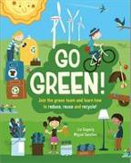Cover-Bild zu Go Green! von Gogerly, Liz