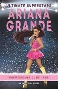 Cover-Bild zu Ultimate Superstars: Ariana Grande von Gogerly, Liz