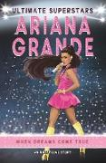 Cover-Bild zu Ultimate Superstars: Ariana Grande (eBook) von Gogerly, Liz