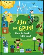 Cover-Bild zu Alles auf Grün! von Gogerly, Liz