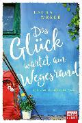 Cover-Bild zu Das Glück wartet am Wegesrand von Weber, Laura
