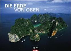 Cover-Bild zu Die Erde von oben Kalender 2020 von Arthus-Bertrand, Yann