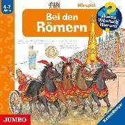 Cover-Bild zu Wieso? Weshalb? Warum? Bei den Römern (Audio Download) von Erne, Andrea