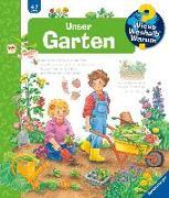 Cover-Bild zu Unser Garten von Erne, Andrea