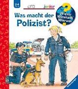 Cover-Bild zu Was macht der Polizist? von Erne, Andrea