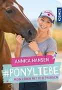Cover-Bild zu #Ponyliebe von Hansen, Annica