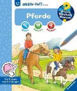 Cover-Bild zu Pferde von Wagner, Maja (Illustr.)