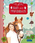 Cover-Bild zu Das große Reit- und Pferdebuch von Panzacchi, Cornelia (Übers.)