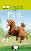 Cover-Bild zu memo Quiz. Pferde