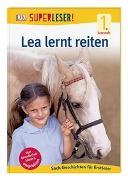 Cover-Bild zu SUPERLESER! Lea lernt reiten