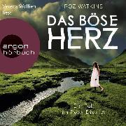 Cover-Bild zu Das böse Herz (Ungekürzte Lesung) (Audio Download) von Watkins, Roz