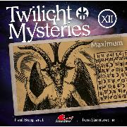 Cover-Bild zu Twilight Mysteries, Die neuen Folgen, Folge 12: Maximum (Audio Download) von Burghardt, Paul