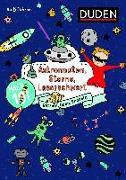 Cover-Bild zu Mach 10! Astronauten, Sterne, Laserschwert - Ab 8 Jahren von Eck, Janine