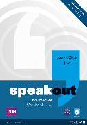 Cover-Bild zu Speakout Intermediate Workbook (with Key) and Audio CD von Clare, Antonia