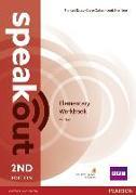 Cover-Bild zu Speakout 2nd Edition Elementary Workbook with Key von Harrison, Louis