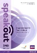 Cover-Bild zu Speakout 2nd Edition Upper Intermediate Teacher's Guide with Resource & Assessment Disc von Rogers, Louis
