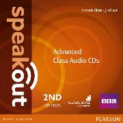 Cover-Bild zu Speakout 2nd Edition Advanced Class Audio CDs von Clare, Antonia