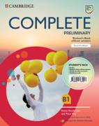 Cover-Bild zu Complete Preliminary Student's Pack (Student's Book Without Answers and Workbook Without Answers and Audio) English for Spanish Speakers von Heyderman, Emma