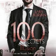 Cover-Bild zu 100 Secrets - Illusion (Ungekürzt) (Audio Download) von Adrian, Lara