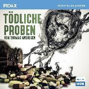 Cover-Bild zu Tödliche Proben (Audio Download) von Andresen, Thomas