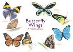 Cover-Bild zu Butterfly Wings: A Matching Game von Berrie, Christine (Illustr.)
