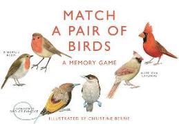 Cover-Bild zu Match a Pair of Birds von Berrie, Christine (Illustr.)