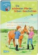 Cover-Bild zu LESEMAUS zum Lesenlernen Sammelbände: Die schönsten Pferde-Silben-Geschichten von Boehme, Julia