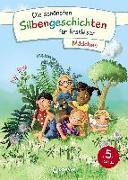 Cover-Bild zu Die schönsten Silbengeschichten für Erstleser - Mädchen von Moser, Annette