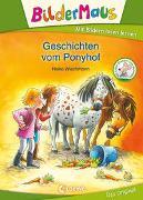 Cover-Bild zu Bildermaus - Geschichten vom Ponyhof von Wiechmann, Heike