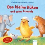 Cover-Bild zu Das kleine Küken und seine Freunde von Peters, Barbara