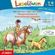 Cover-Bild zu Ponygeschichten & Freundinnengeschichten (Audio Download) von Wiechmann, Heike