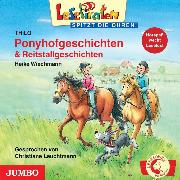 Cover-Bild zu Ponyhofgeschichten & Reitstallgeschichten (Audio Download) von Wiechmann, Heike