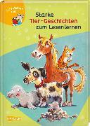 Cover-Bild zu LESEMAUS zum Lesenlernen Sammelbände: Starke Tier-Geschichten zum Lesenlernen von Choinski, Sabine