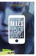 Cover-Bild zu Carlsen Clips: Ich weiß alles über dich von Feibel, Thomas