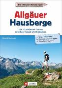 Cover-Bild zu Bauregger, Heinrich: Allgäuer Hausberge