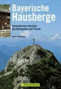 Cover-Bild zu Bauregger, Heinrich: Bayerische Hausberge
