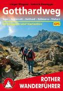 Cover-Bild zu Wiegand, Jürgen: Gotthardweg