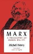 Cover-Bild zu Marx von Henry, Michel