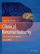 Cover-Bild zu Clinical Neuroanatomy (eBook) von ten Donkelaar, Hans J.
