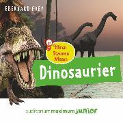 Cover-Bild zu Dinosaurier (Ungekürzt) (Audio Download) von Frey, Eberhard