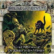Cover-Bild zu Gruselkabinett, Folge 138: Die Ratten in den Wänden (Audio Download) von Lovecraft, H.P.