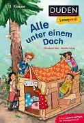 Cover-Bild zu Mai, Manfred: Duden Leseprofi - Alle unter einem Dach, 2. Klasse