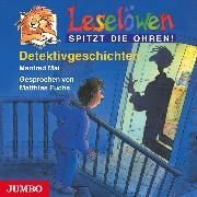 Cover-Bild zu Mai, Manfred: Detektivgeschichten (Audio Download)