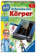Cover-Bild zu Haferkamp, Kai: Ravensburger 25048 - Erforsche den Körper - Spielen und Lernen für Kinder, Lernspiel für Kinder von 4-7 Jahren, Spielend Neues Lernen für 2-4 Spieler