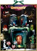 Cover-Bild zu Kai Haferkamp: Zettelkalender - Memento Monstrum - Das geheimnisvolle Schloss