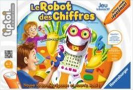 Cover-Bild zu Haferkamp, Kai (Idee von): Le robot des chiffres